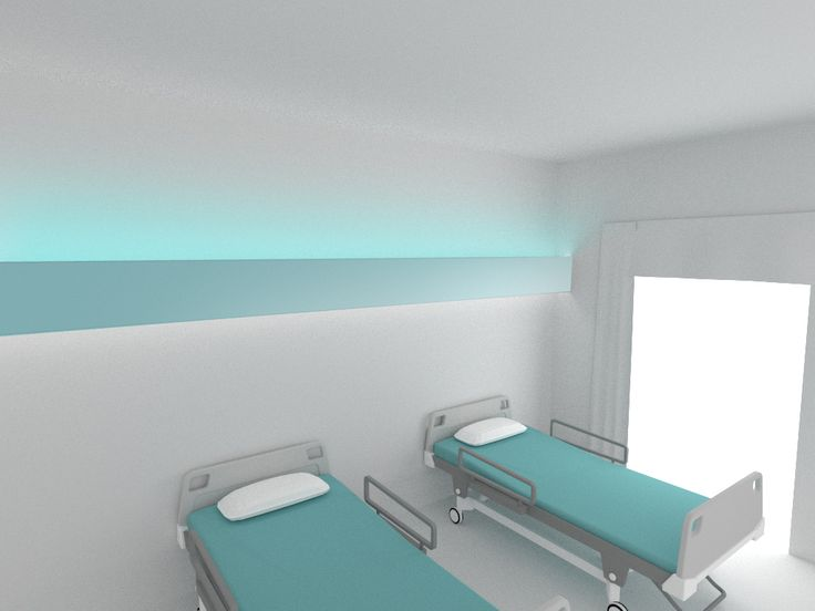 MEDICAL LIGHTING | Hospital | Rest home | Clinics | RGB lighting | Customized | LEDs | by Atena Lux