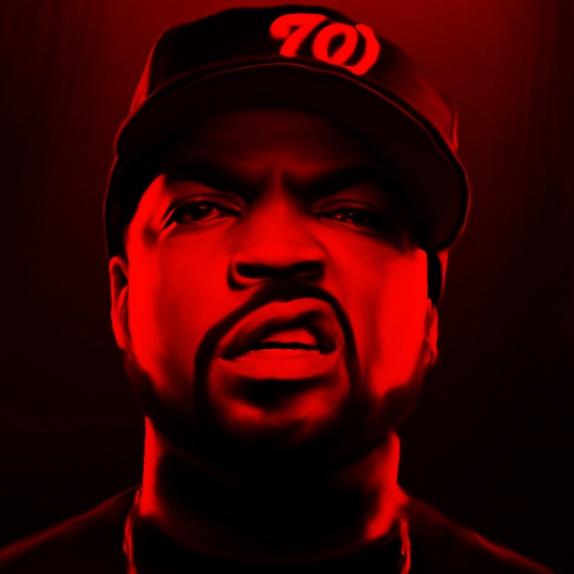 Ice Cube....best lip ever!