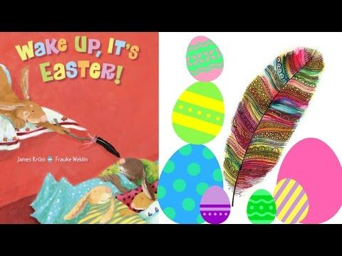 Wake Up, It's Easter! Book by James Krüss - Stories for Kids - Children's Books - YouTube