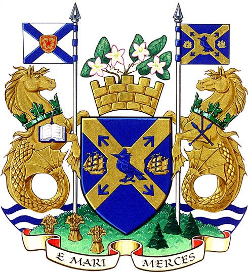 Arms of Halifax Regional Municipality