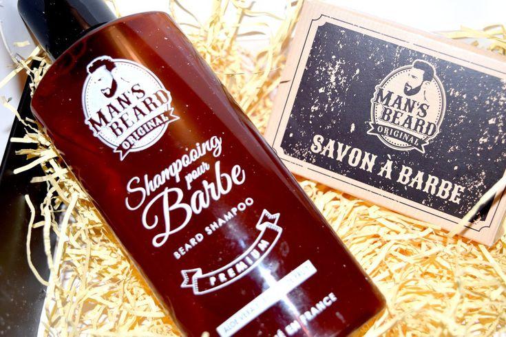 Protocole lavage de barbe Man's Beard X Le Coin du Barbier