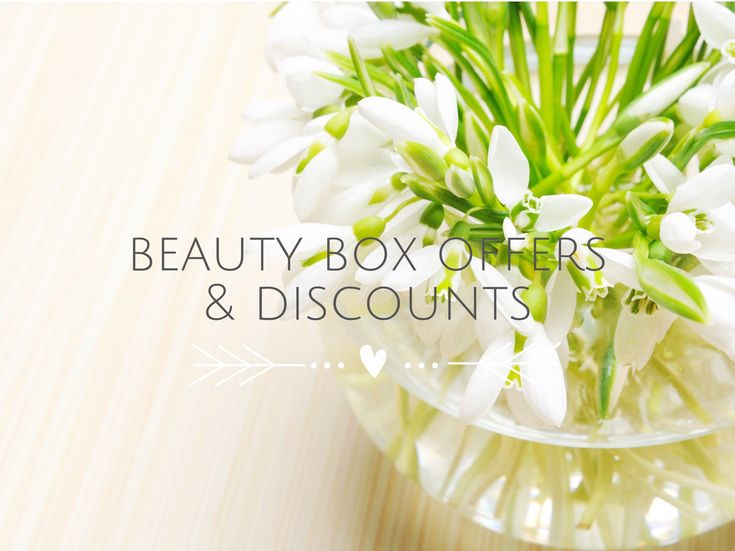 Offers – Which Beauty Box UK