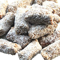 Coconut Almond Date RollsIngredients: 2 cups of pitted dates 1 cup of unsweetened shredded coconut 2 handfuls of organic raw almonds How to make Coconut Almond Date Rolls: Pit dates place 2 cups of dates and 1 cup of shredded coconut and two handfuls of almonds in the food processor Pulse until the ingredients are …