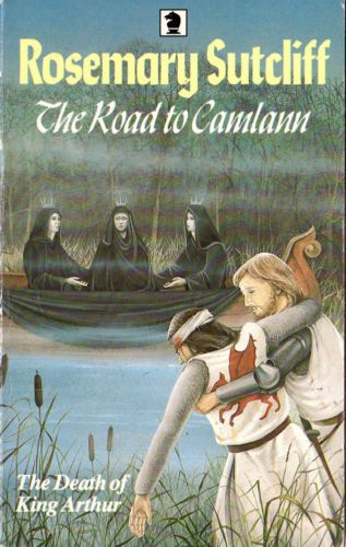 The-Road-To-Camlann-Rosemary-Sutcliff-1986-U-K-Knight-Books-Paperback