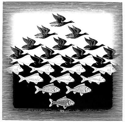 M.c. Escher -