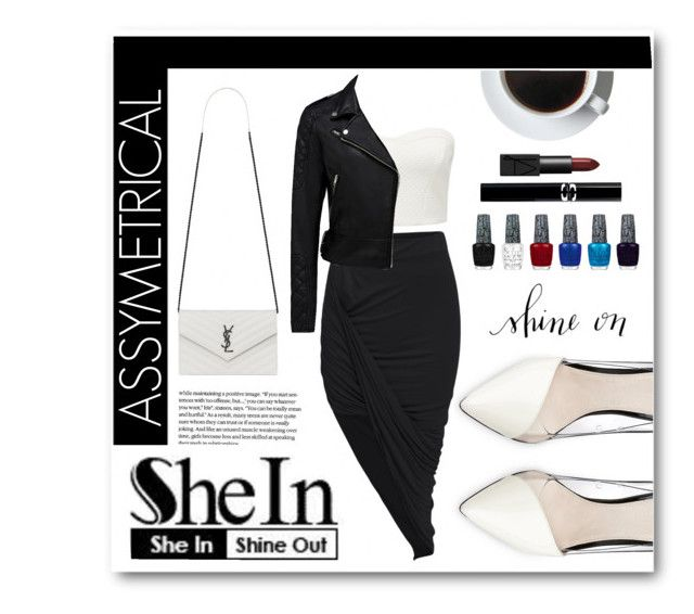 """look #077 : by SheInside"" by karinakeiira on Polyvore"