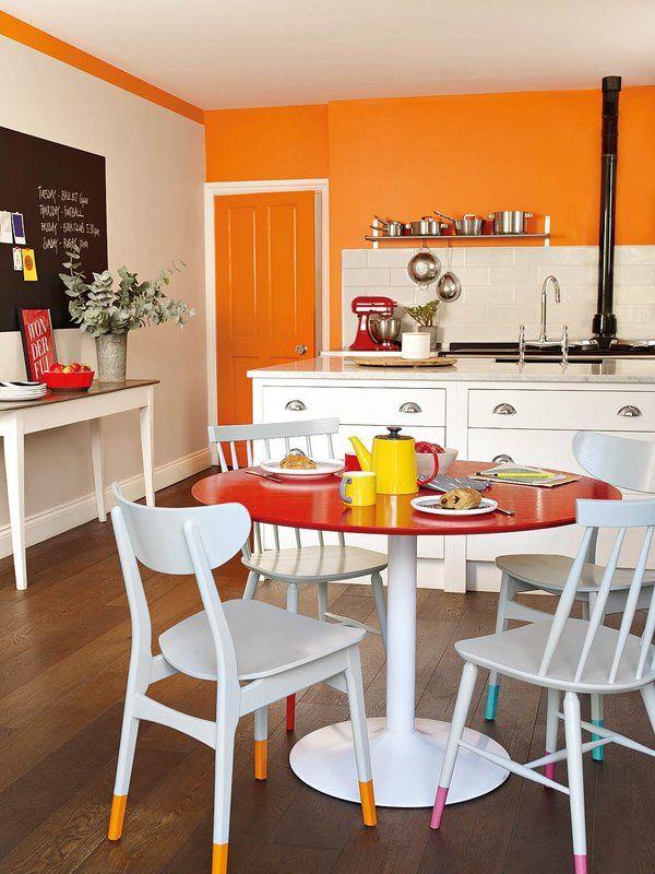 Renueva las #sillas de la #cocina