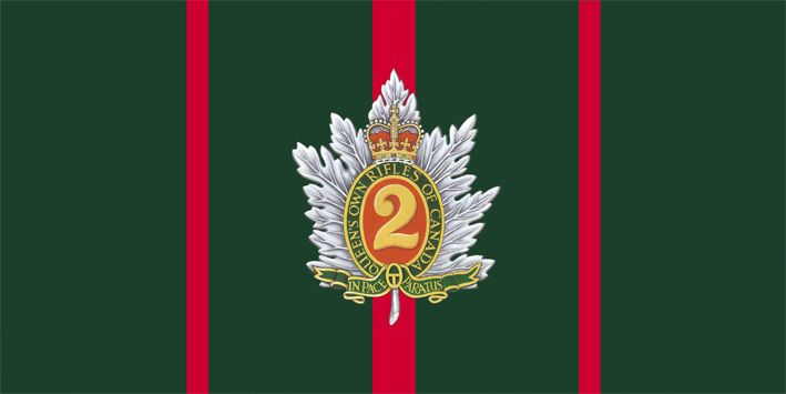 The Queen's Own Rifles of Canada.