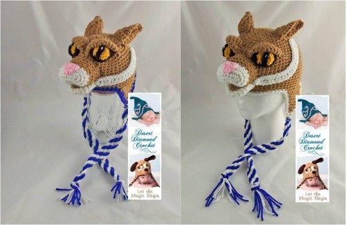 University of Kentucky Store | crochet_pattern_079_-_university_of_kentucky_wildcat_-_all_sizes ...