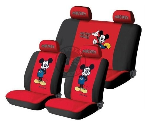 Disney Mickey Mouse Car Seats And Mickey Mouse On Pinterest