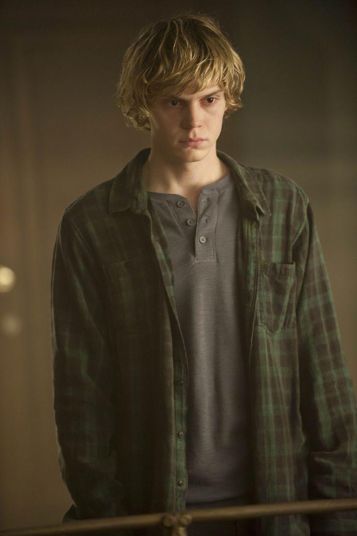 American Horror Story, 1. Sezon: Evan Peters (Tate Langdon)