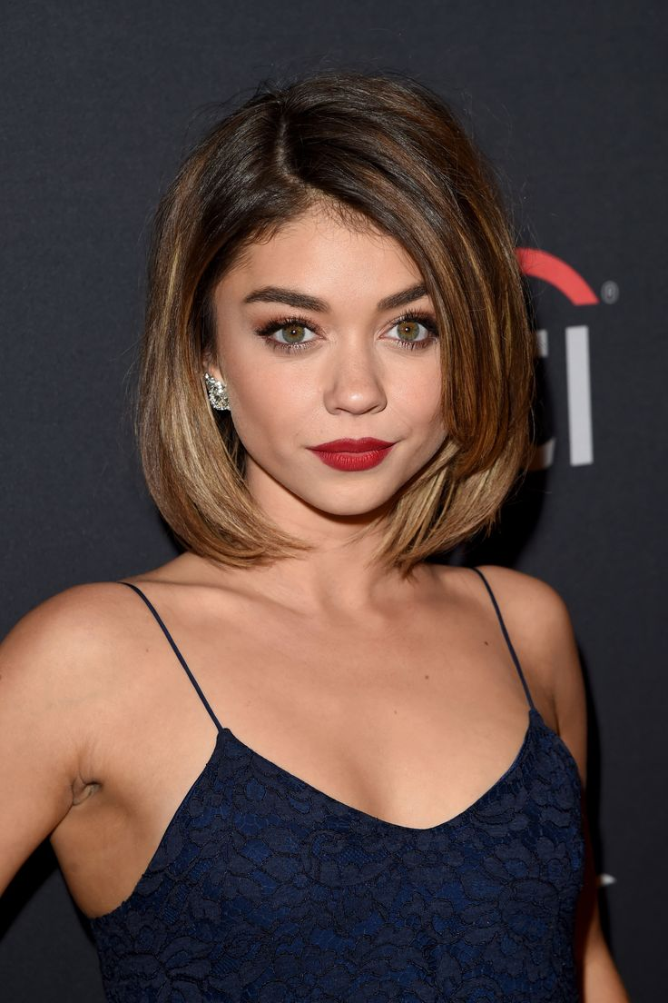 25+ Best Ideas About Short Hair Celebrities On Pinterest