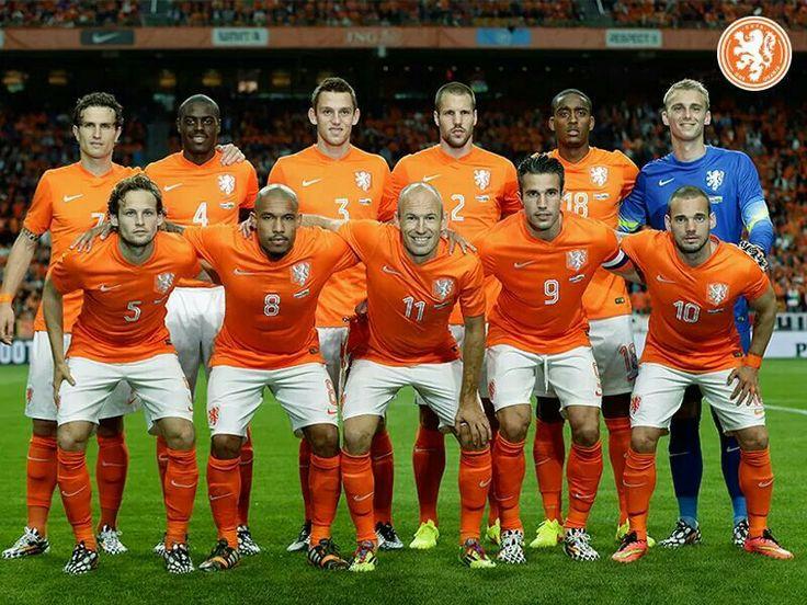 Nederlands Elftal.