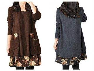 Products that inspire: Woman casual dress