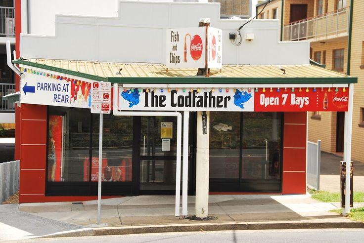 Godfather Movie Parodies – The Codfather!