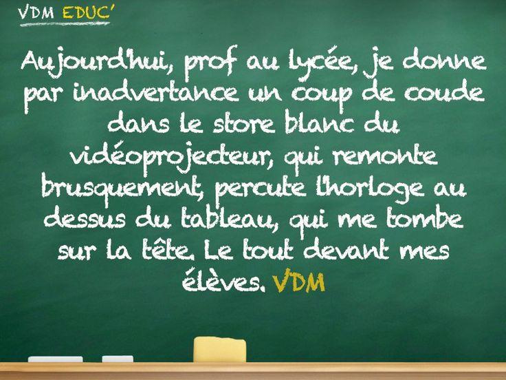 Ce prof est un génie! #viedeprof #vdm #vdmeduc #fail