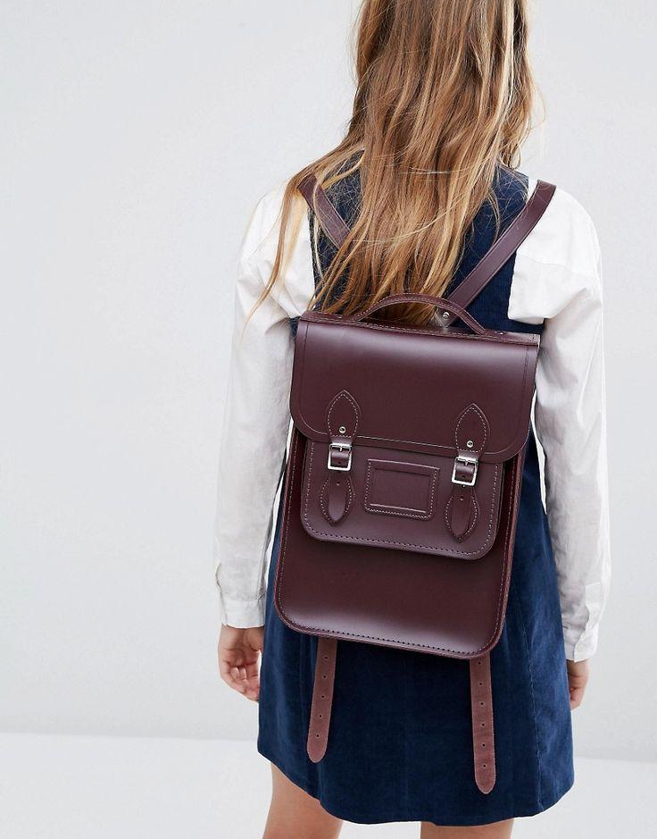 Image 3 ofThe Cambridge Satchel Company Portrait Backpack