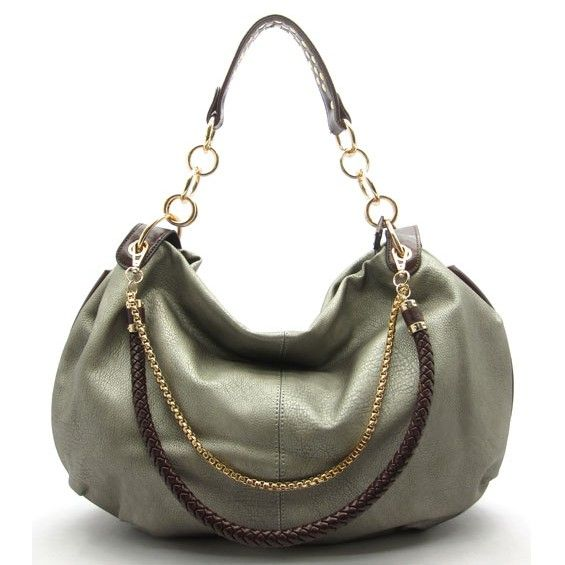 Vernon Hobo Handbag - Mimi Boutique