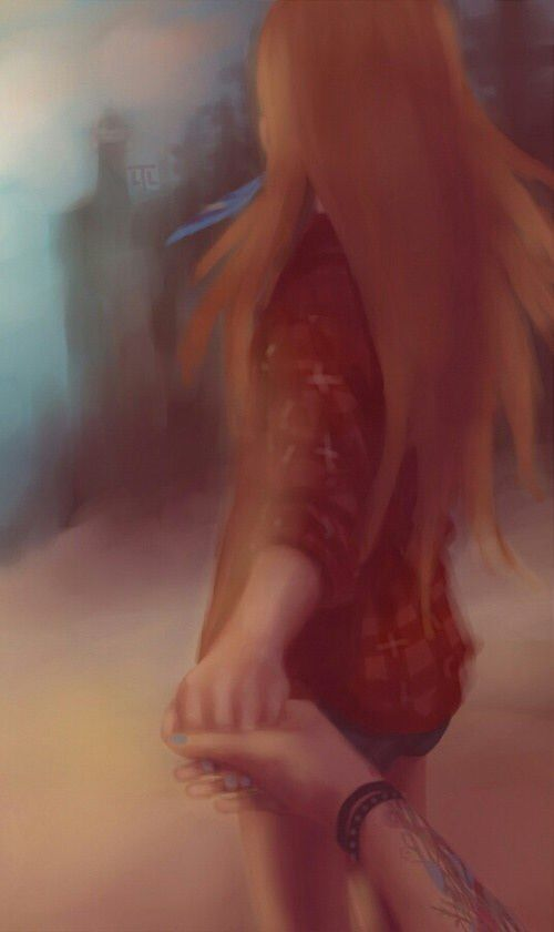 Life Is Strange | Rachel, I wish we learned more about her.