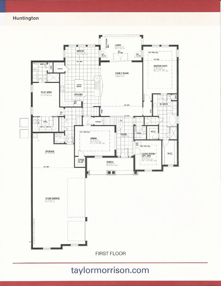 1000 images about taylor morrison homes in independence for First home builders of florida floor plans