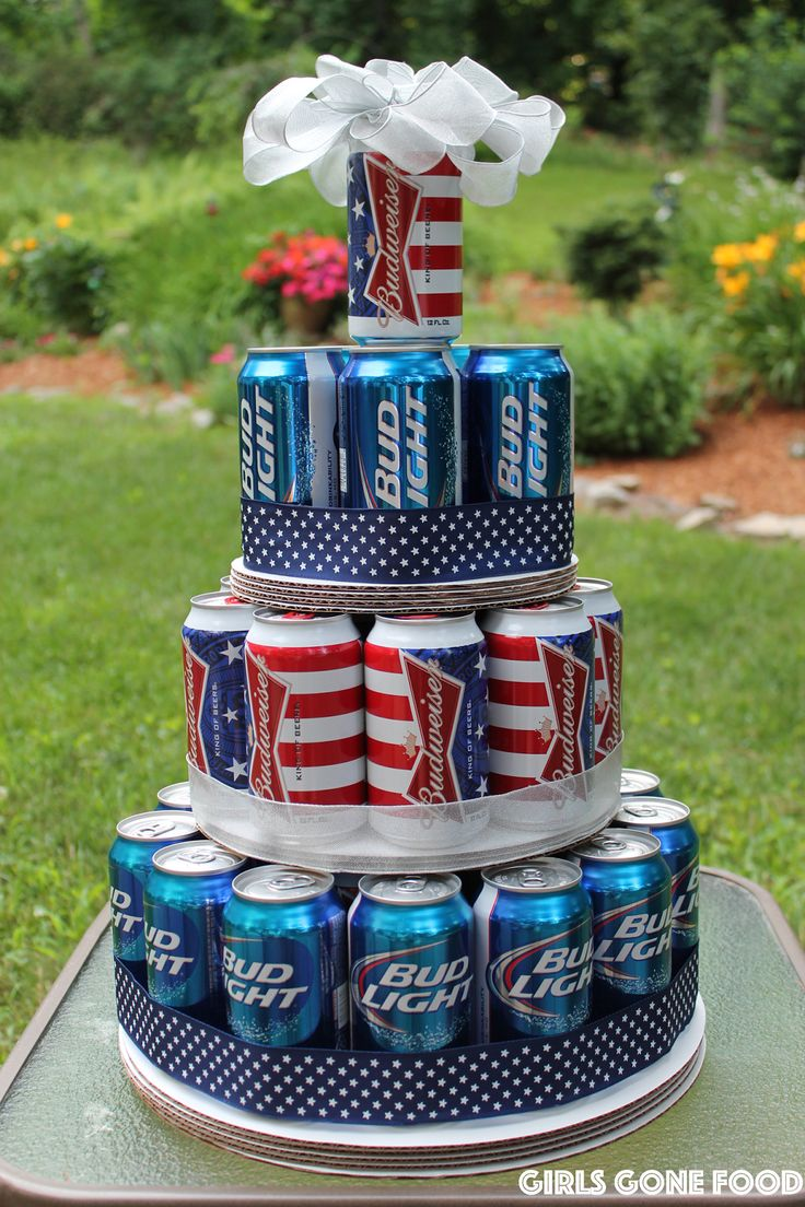 Beer Cake Design Ideas : 17 Best ideas about Beer Can Cakes on Pinterest Beer ...