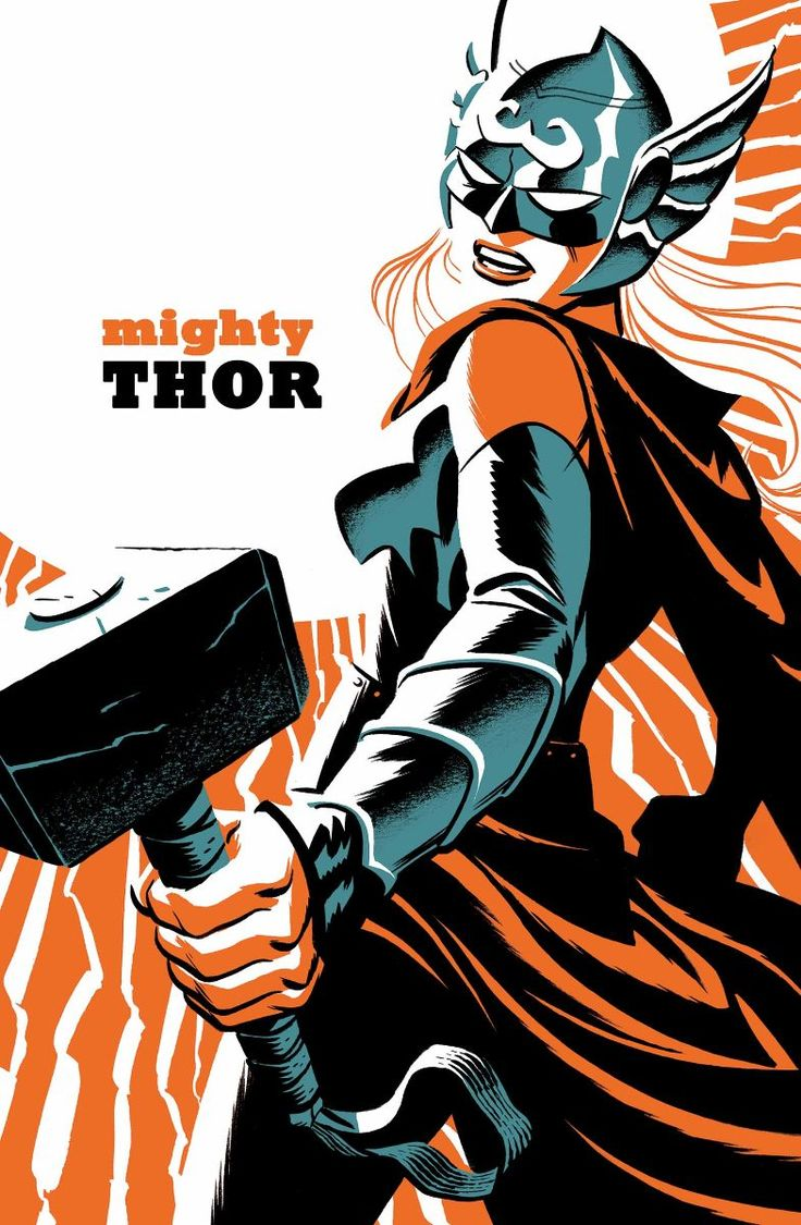 Book Cover Art Commission : Best marvel female thor images on pinterest
