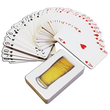 Personalised Playing Cards   Printed Games   Promotional Merchandise