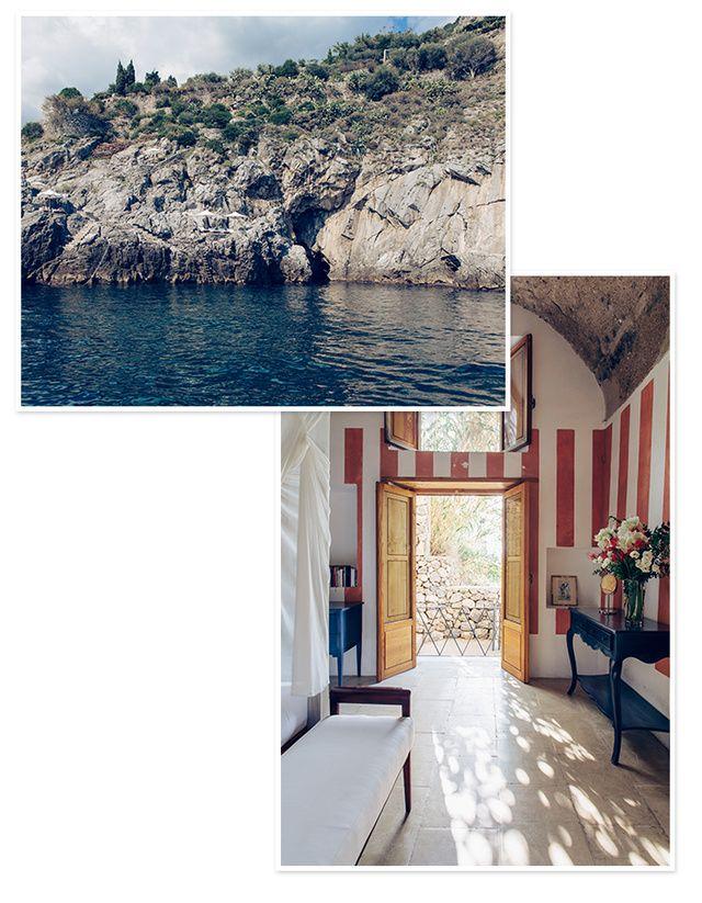 10 hotels pour une lune de miel en Italie Ca' P'a - Casa Privata, à Praiano