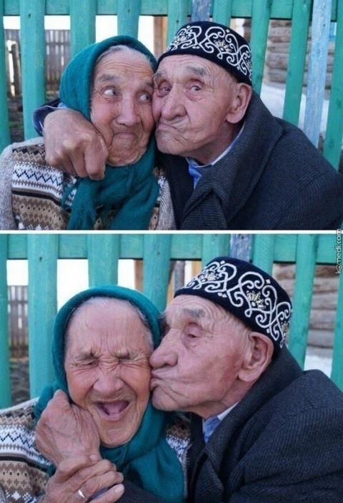 いくつになっても「愛」は存在します。14つの写真でそれがわかります。