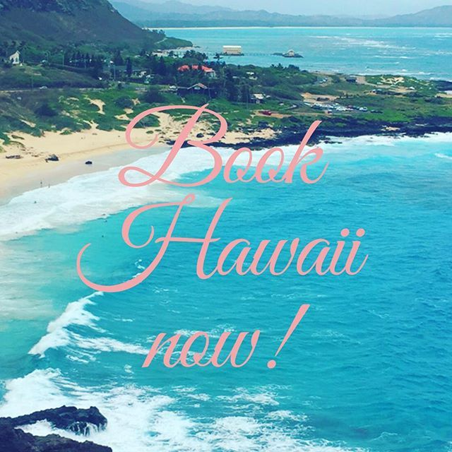 Found awesome flights to Hawaii! Only 413€ in 2017. Check out here: http://bit.ly/2aqzNIK