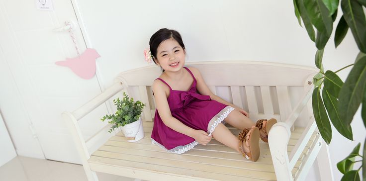 Korea childrens No.1 Shopping Mall. EASY & LOVELY STYLE [COOKIE HOUSE]  #koreakidsfashion #kidsfashion #kidslooks #kidsclothes #goodquality #goodfabric #cute #pretty #kidOOTD #OOTD #COOKIEHOUSE   #sleeveless #tops #summer #kidstops  Lovely to minor shearing. Light and comfortable cotton-like cookie model.  If a match is found, the casual shorts and good~! (Green, Purple / 7 ~ 17 to No.)   oy Long T-shirt / Size : S, M, L / Price : 7.47 USD