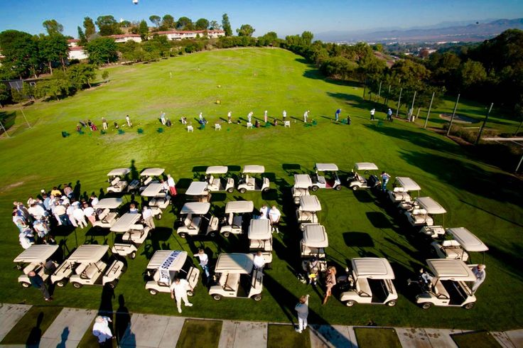 Living in a #golfcoursecommunity means you have the best golf amenities! Location: Laguna Woods Village in #California