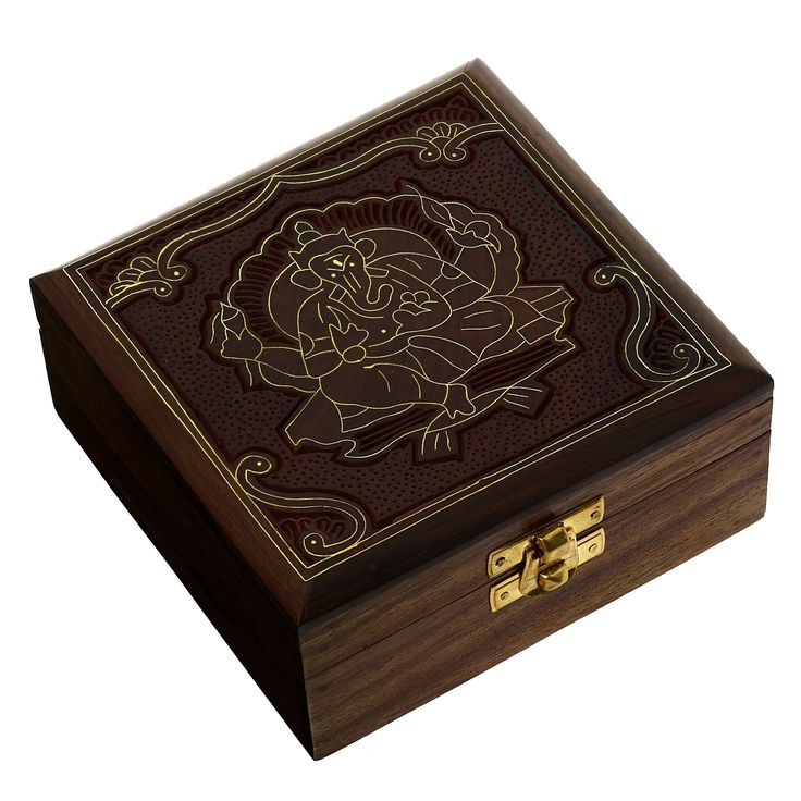 25 Best Indian Wood Boxes Images On Pinterest Wood