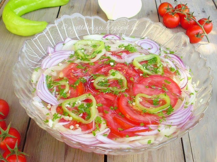 Az otthon ízei: Nyári saláta
