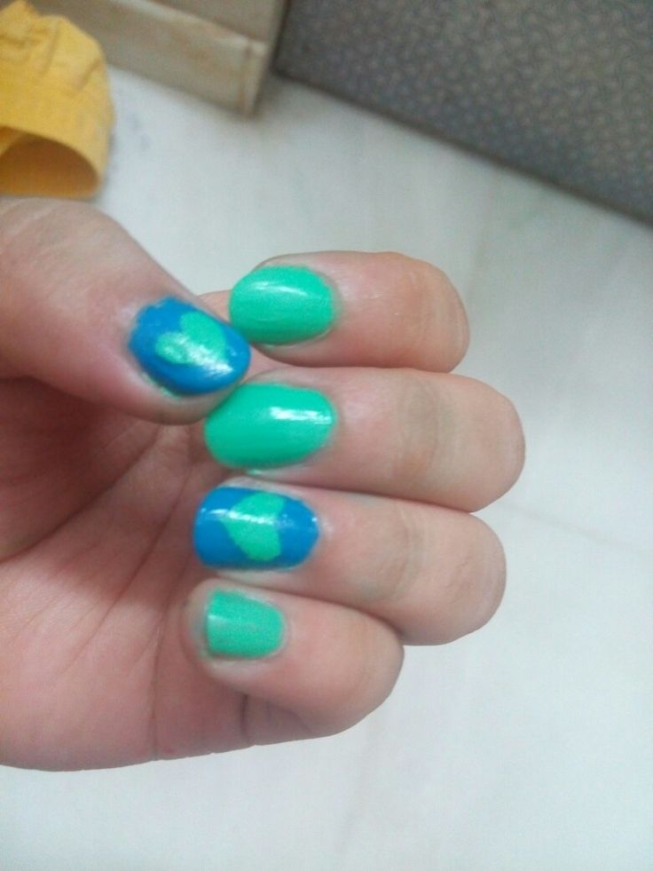 Turquoise fever!