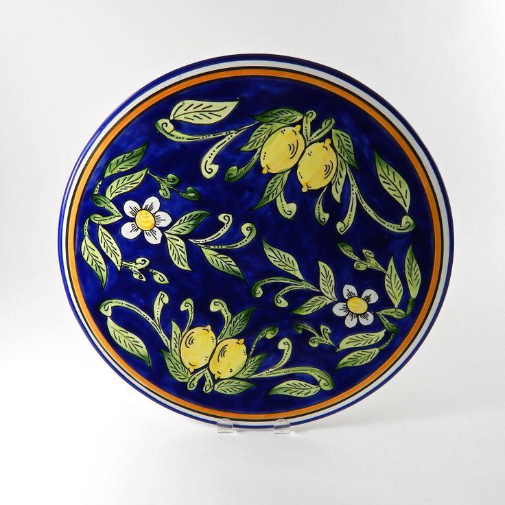 34 best Tunisian Hand-painted Ceramic Dinnerware images on ...