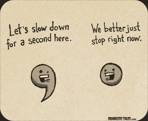 commas and periodsGrammarhumor, Grammar Jokes, Laugh, Schools, Teaching, Grammar Humor, Funny, Punctuationhumor, Punctuation Humor