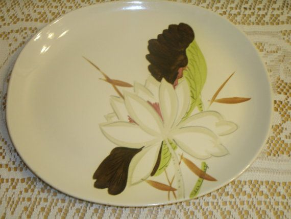 This is a beautiful platter. According to Replacements it was last produced in 1947 so it is amazing what wonderful condition it is in. & 118 best REDWING DINNERWARE etc images on Pinterest   Cutlery ...