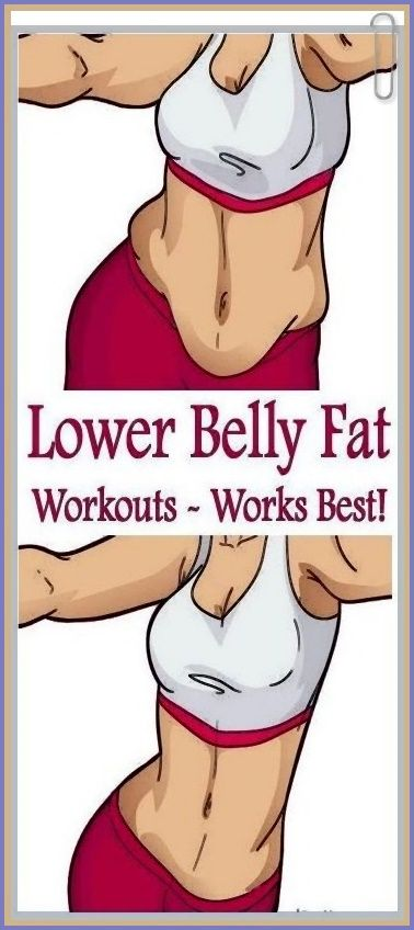 How To Get Rid Of Lower Belly Fat Fast And Permanently