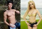 Human Barbie Valerie Lukyanova Fighting With Human Ken Doll Justin Jedlica