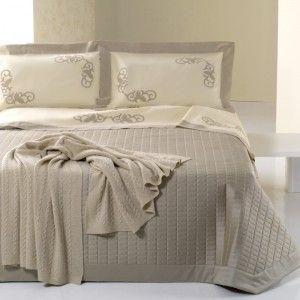 Completo lenzuola matrimoniali in puro raso di cotone al 100% http://www.lineahouse.it/product.php?id_product=100