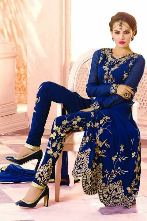 stylish salwar kameez, designer kurta ladies, indian designer salwar kameez@ http://ladyindia.com