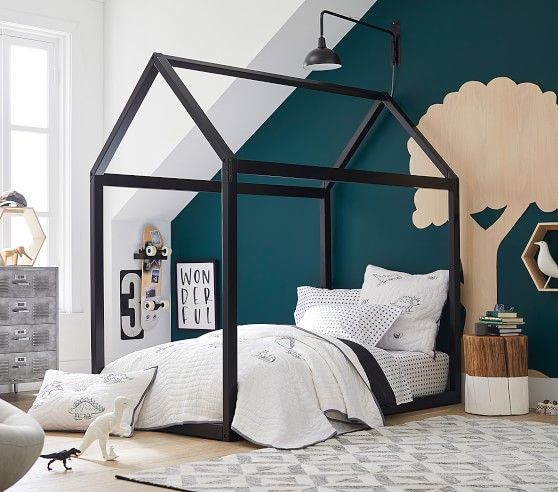 Camden House Bed With Images House Beds For Kids