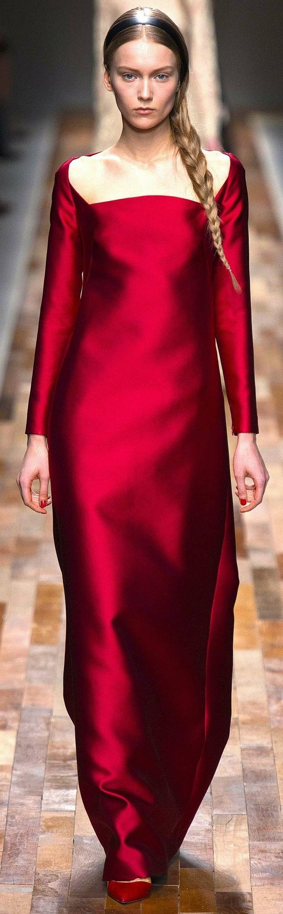 Valentino Autumn 2013