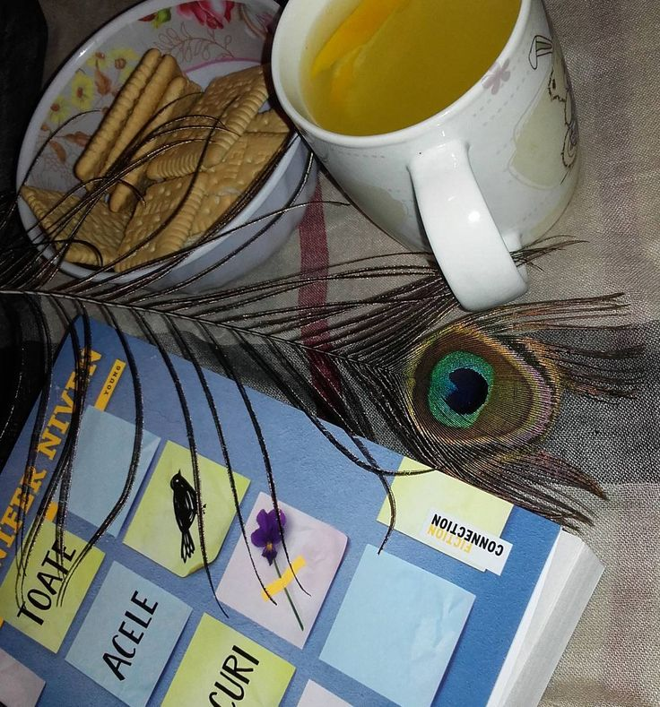 #all #the #bright #places #allthebrightplaces #book #tea #reading #feather #love