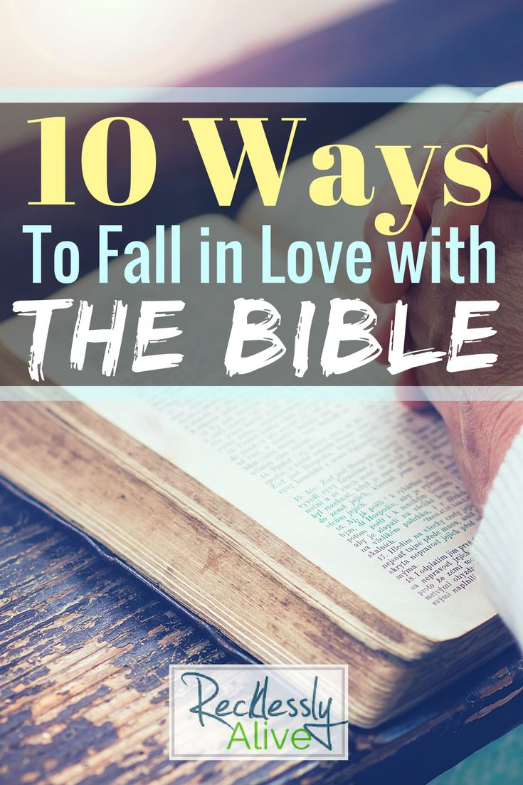 Stuck in a bible reading rut? Check out these AWEESOME tips to fall in love with the Word of God.