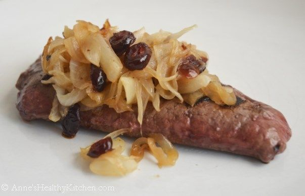 how to cook beef liver with onions