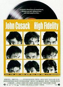 High Fidelity (2000): Johncusack, Alta Fidelidad, Fidel 2000, Pop Music, High Fidel, John Cusack, Favorite Movie, Jack Black, Highfidel
