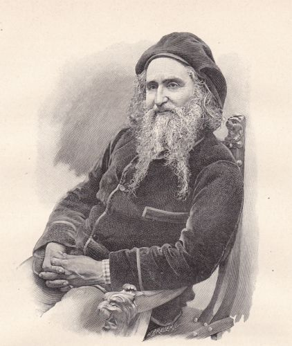 Portrait-Onesime-Reclus-Orthez-Pyrenees-Atlantiques-Geographie-Geographe