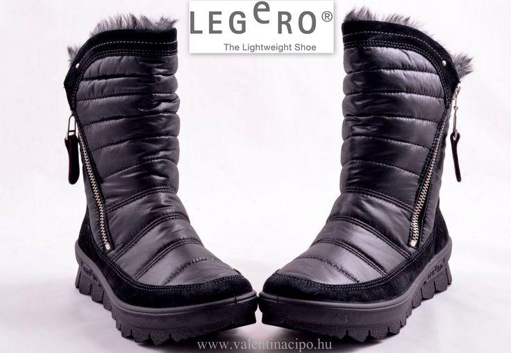 Az igazán hideg napok még csak most jönnek! Legero női melegen bélelt csizmában, biztos nem fog fázni!  http://valentinacipo.hu/legero/noi/fekete/csizma/139575139  #Legero #legero_csizma #legero_webshop #valentina_cipőbolt